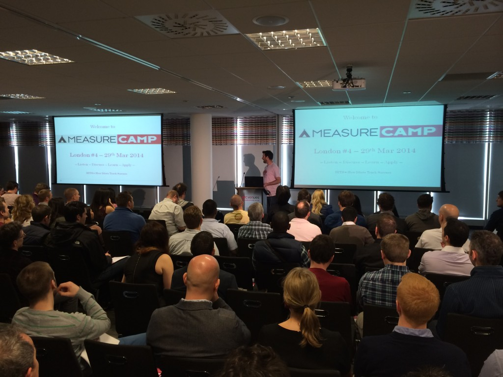 MeasureCamp V: Key note